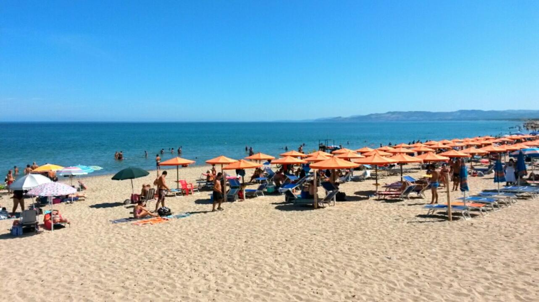 Spiaggia di Platamona   Tracce di Sardegna