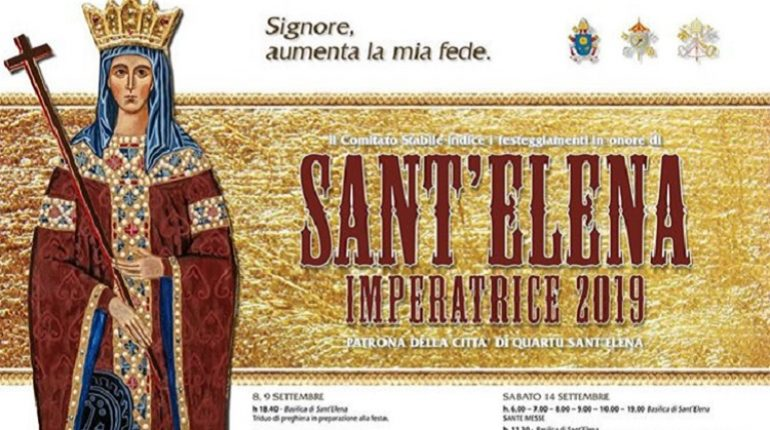 Sant'Elena Imperatrice a Quartu Sant'Elena | Tracce di ...