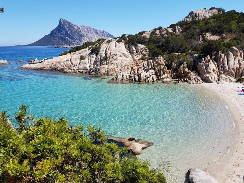 Budoni Sardegna Cartina.Spiagge Della Sardegna Tracce Di Sardegna