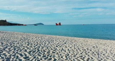 spiaggia baia di cea