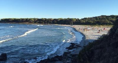Spiaggia di cala Fuile 'e Mare