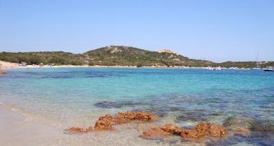 Spiaggia di Cavalieri (Porto della Madonna) - Budelli