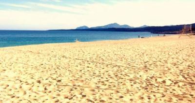 Spiaggia di Basaùra