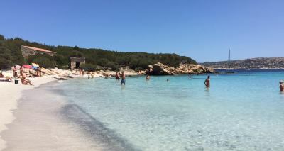 spiaggia Cala soraya