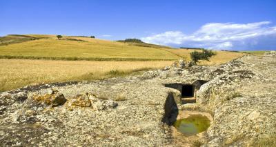 Necropoli di S'Acqua Salida o Pranu Efis