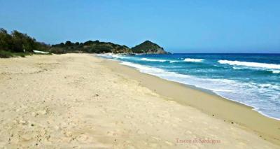 Spiaggia di Cala Marina (o San Pietro)