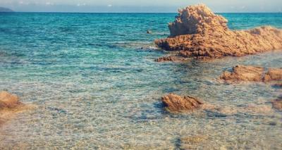 spiaggia cala feraxi