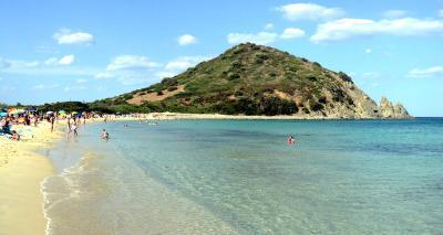 Spiaggia di Monte Turnu