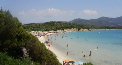 Spiaggia di Portu Tramatzu (Teulada)