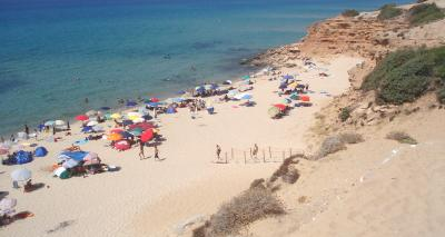Spiaggia di Scivu