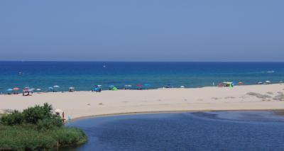 la Spiaggia di San Pietro Valledoria