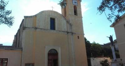 Chiesa di Sant'Elena Imperatrice a Lotzorai