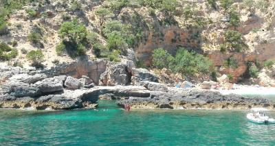 Spiaggia di Su Achileddu