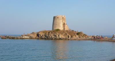 spiaggia torre di barì