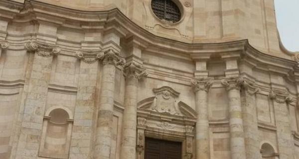 Facciata Sant'Anna
