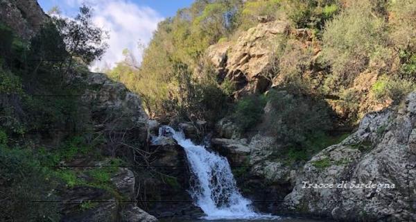 Cascata Su Caddaxiu