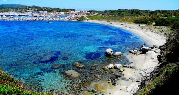 Spiaggia Fortezza Vecchia - Villasimius