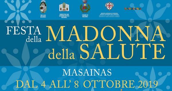 Festa Madonna della Salute a Masainas