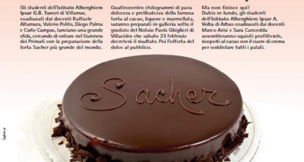Festa del cioccolato a Villacidro il 23 e 24 febbraio 2019