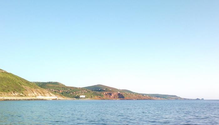 Ombrellone Da Spiaggia Per Moto.Bosa Marina Tracce Di Sardegna