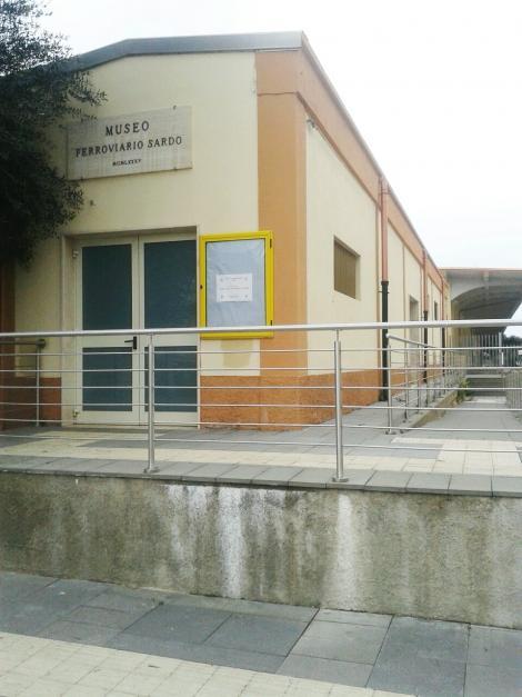 Museo Ferroviario Sardo