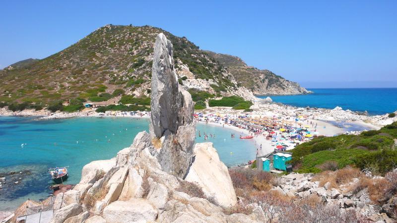 Spiaggia di Punta Molentis - Villasimius
