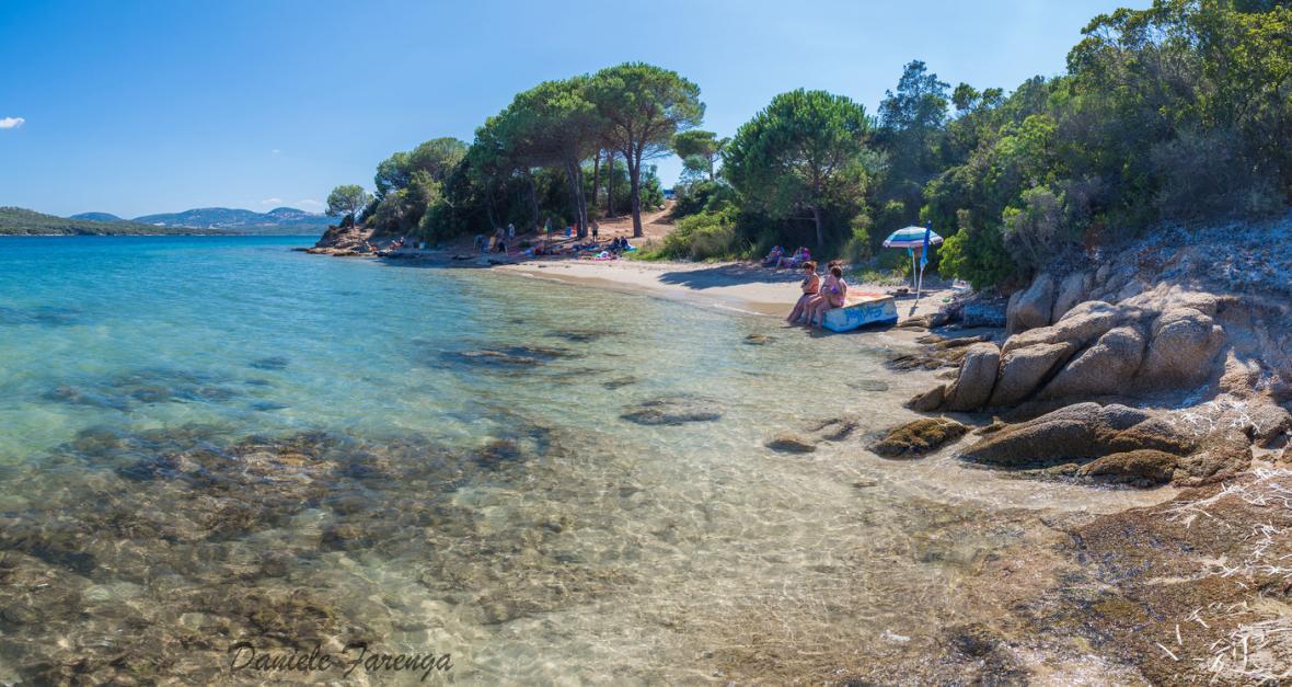 Spiaggia della conca verde tracce di sardegna for Conca verde piscine