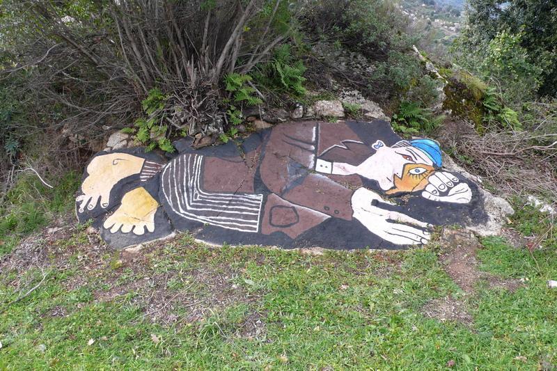 Murales Di Orgosolo Sardegna