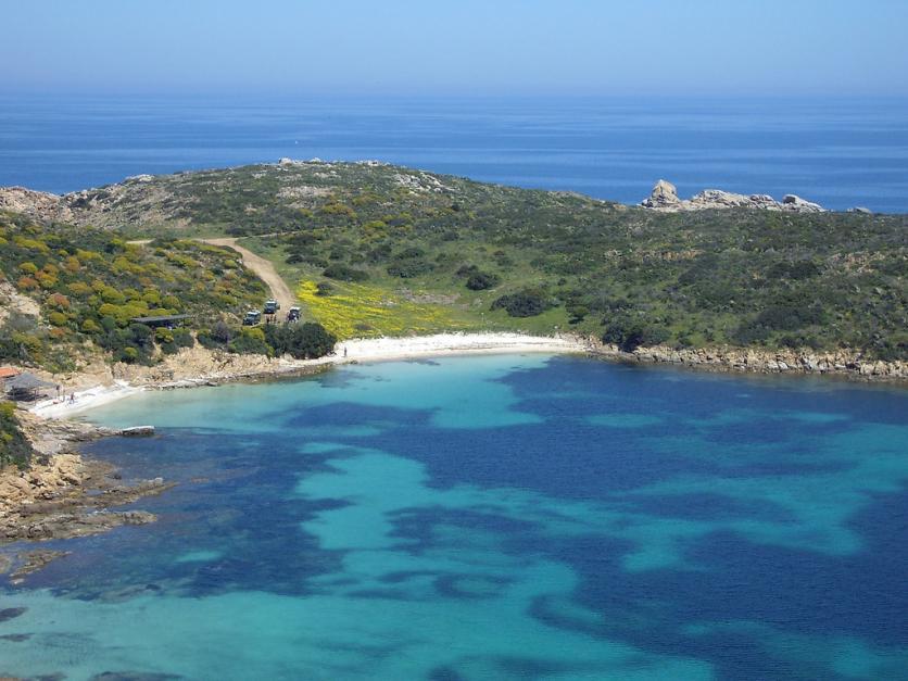 Spiaggia di Cala Sabina - Asinara