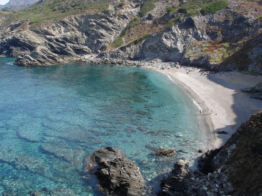 Spiaggia della Frana