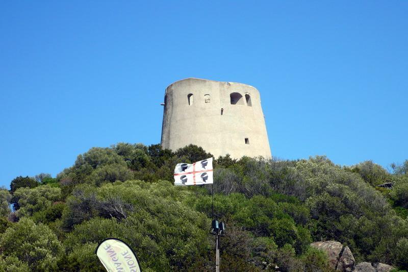 Torre di Cala Pira