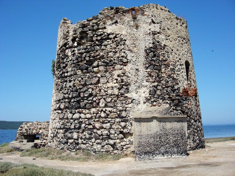 Torre di Marceddì