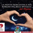Atzara, ecco La Notte Romantica nei borghi più belli d'Italia, scopri il programma di Sabato 23 Giugno 2018