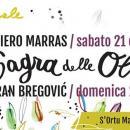 Sagra delle Olive di Villamassargia, il programma dell'evento del 21 e 22 Ottobre 2017
