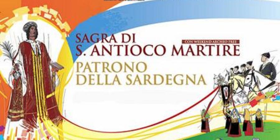 Sagra Sant'Antioco Martire 2019