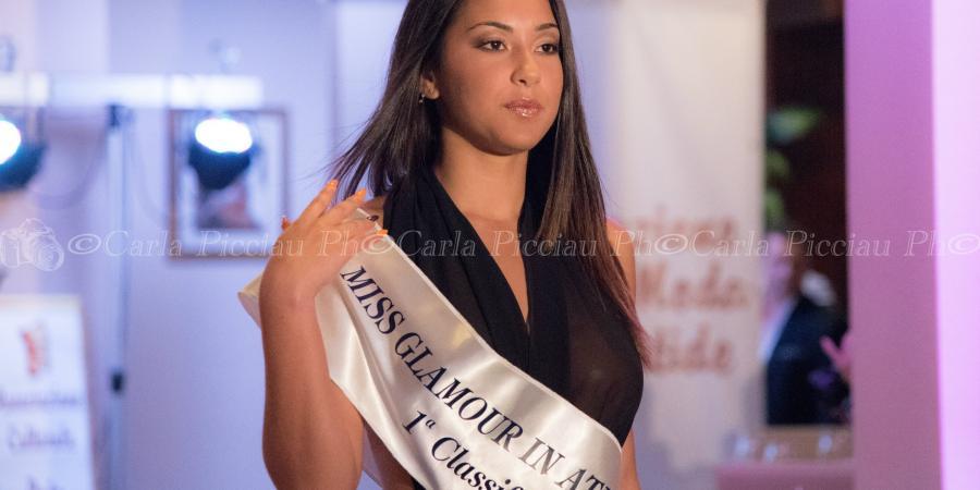 Gaia Scano Miss Glamour
