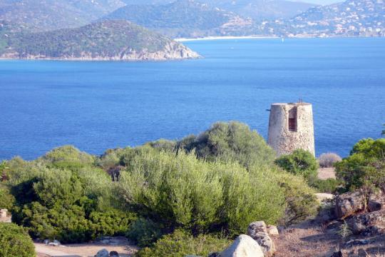 Torri costiere in Sardegna