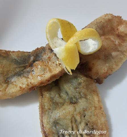 Ricetta delle sardine impanate e fritte in pastella