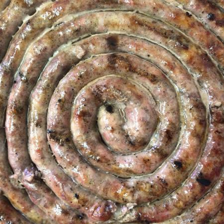 Salsiccia arrosto