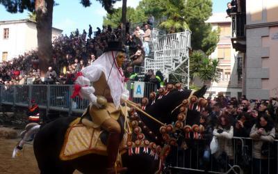 La Sartiglia 2019 a Oristano