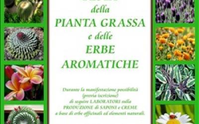 Festa delle Piante Grasse e delle Erbe Aromatiche