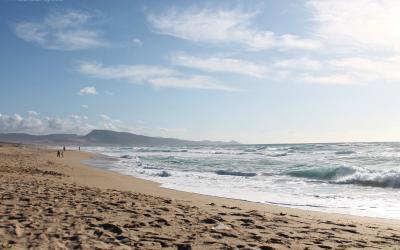 Spiaggia di Poltu Biancu