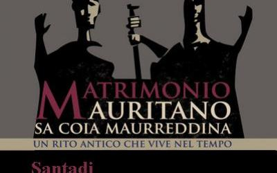 Matrimonio Mauritano. Ecco Sa Coia Maurreddina di Santadi 2016