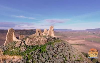 Castello di Las Plassas, il Castello di Marmilla