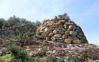 Nuraghe Su Casteddu de Fanaris