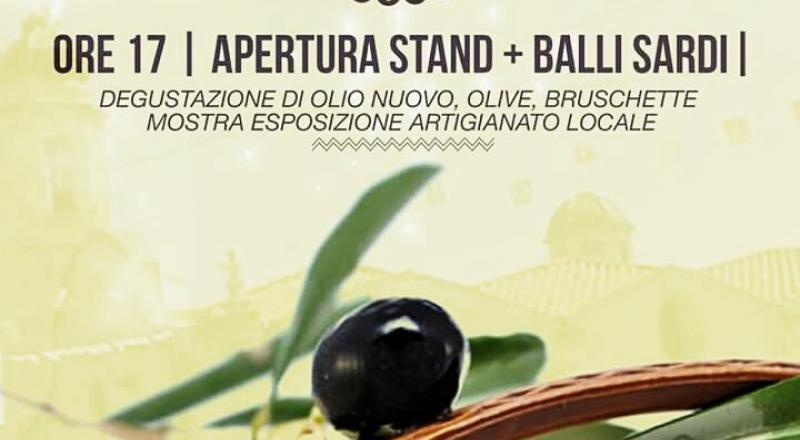 Festa dell'Olio e delle Olive 2019 a Riola Sardo