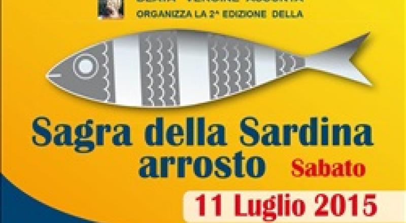 Sagra della sardina arrosto