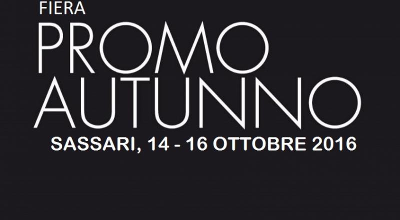 Promo Autunno Fiera Campionaria del Nord Sardegna dal 14 al 16 Ottobre 2016