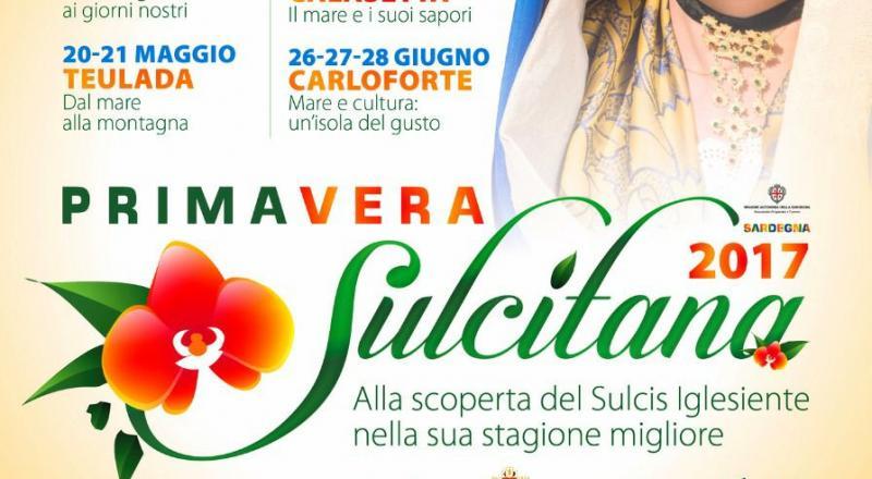 Primavera Sulcitana a Teulada, ecco il programma del 20 e 21 Maggio 2017
