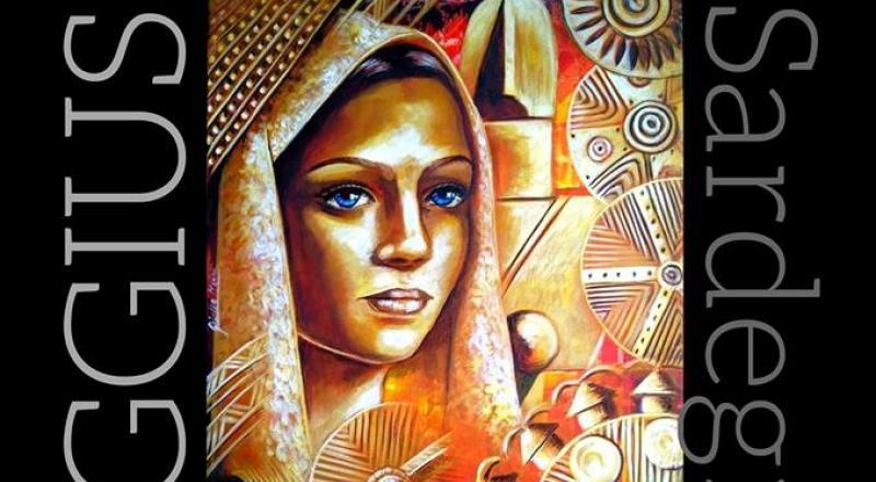 Alma Mater, mostra personale di pittura dell'artista Gisella Mura